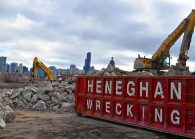 Chicago Paperboard - Crushing