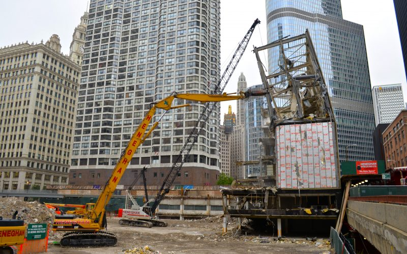 441 N Wabash project